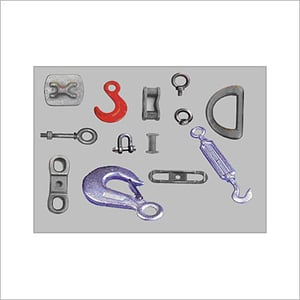 Metal Forged Lashing Components