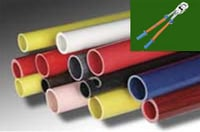 Multicolor Pultruded FRP Profiles Handles