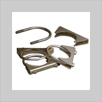 Exhaust Clamps and Brackets