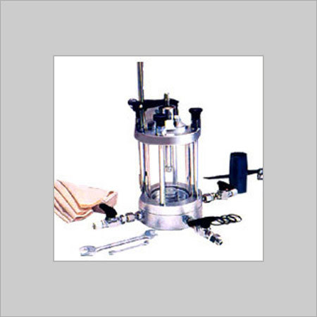 Laboratory Triaxial Cells