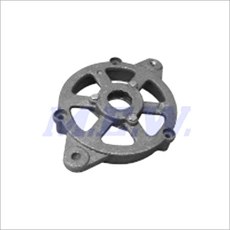Alternator Plate Bearing Side