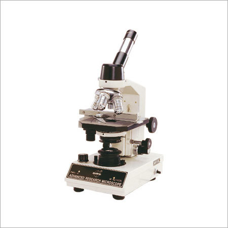 Advanced Monocular Research Microscope