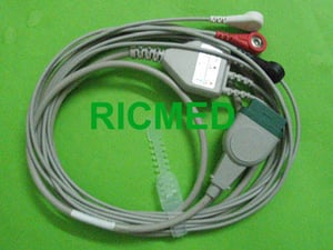 Hospital Patient Monitor Trunk Cables
