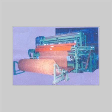 Coir Geo-Textile Fully Automatic Loom