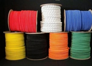 High Strength Colored Bungee Cord