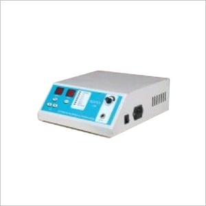 Portable Digitalised Ultrasound Therapy Unit