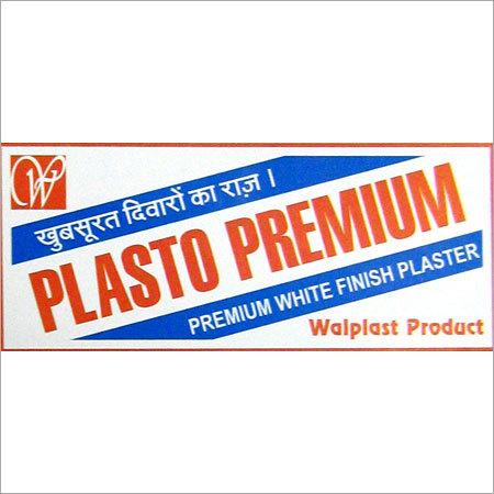 Premium White Finish Plaster