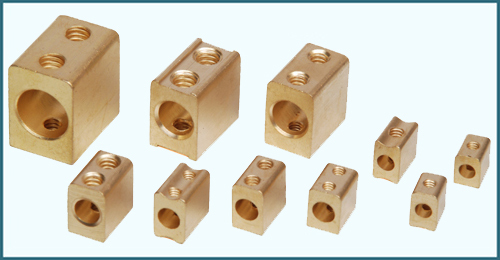 Brass Fuse Components