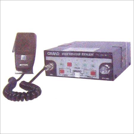 Digital Siren Amplifier