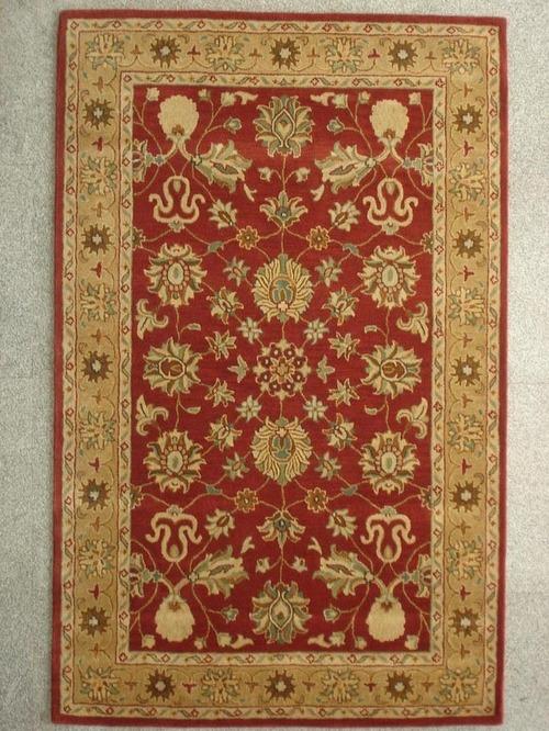 Modern Hand Tufted Carpet Non-Slip