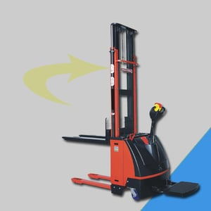 Battery Driven Electric Stacker