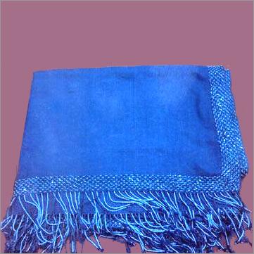 Plain Soft Silk Shawls Size: Standard