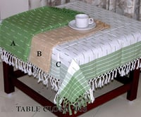 Dual Cover Table Cover