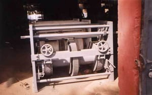 Hand Operated Wire Rope Winches