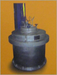 PIT TYPE CONTROLLED ATMOSPHERE FURNACE