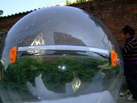 Transparent Inflatable Water Ball