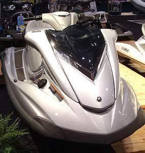 Stylish Jet Ski Boat