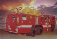 CRASH FIRE TENDER VEHICLE