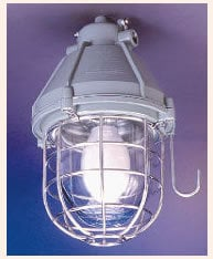 Flame Proof Well Glass Light Fixtures