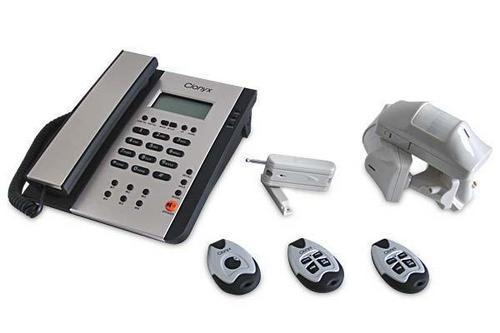 Wireless Security Alarm Phone