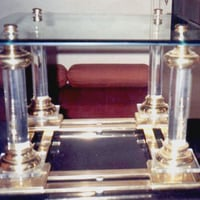 Brass Centre Tables