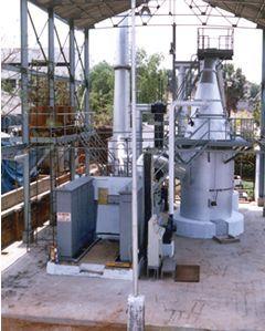 Combined Incinerator