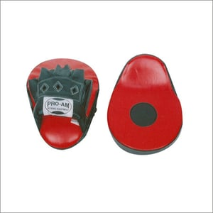 Red Boxing Punching Gloves