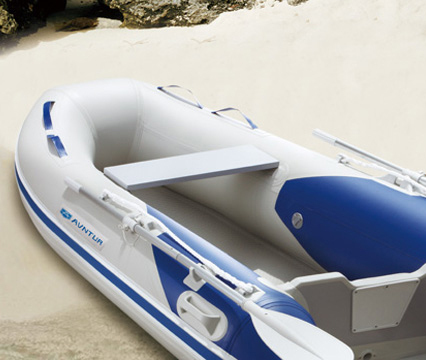 Soft Seat Inflatable Boat