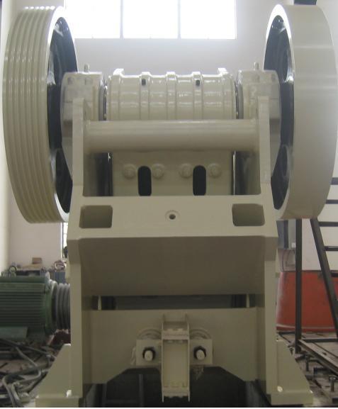 Industrial Jaw Crusher Machine