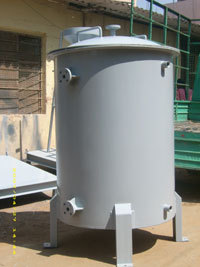 Industrial Processing Tank
