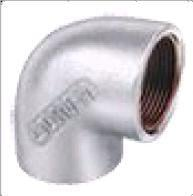 Metal Pipe Fitting Elbow