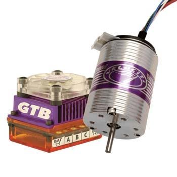 3.5r Brushless Electric Motor