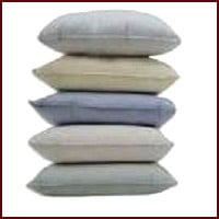 Different Coloured Washable Cushions