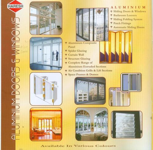 Aluminium Doors & Window