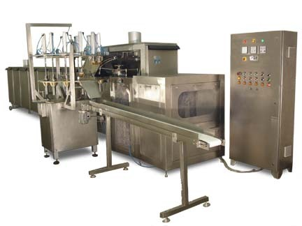 RS Machine With Cup Making