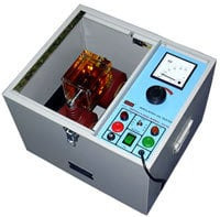 Heavy Duty Insulating Oil Tester