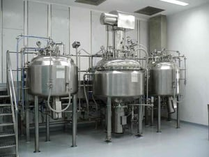 OINTMENT / CREAM / TOOTHPASTE MANUFACTURING PLANT