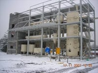 Solvent Extraction Plant Machinery