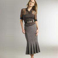 As Per Demand Ladies Modern Design Skirt