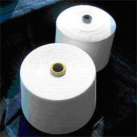 Washable Pure Cottone White Yarn
