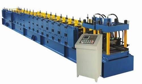 Z & C Purlin Machine