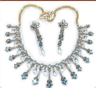 Designer Diamond Necklace Set Fair