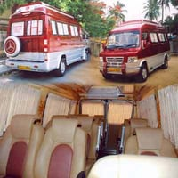 TOURIST BUS LEASING SERVICE