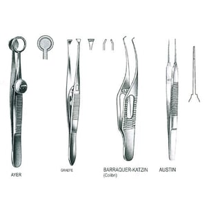 Micro Ophthalmic Instruments