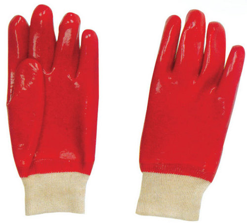 PVC Fully Coated Gloves