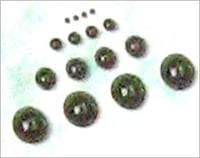 GREEN COLOR BEADS