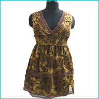Ladies Short Dress