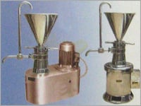 PLAIN AND WATER JACKETED COLLOID MILL