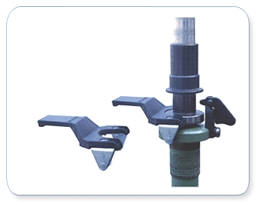 Spindle Steel Pivot Finger Brake