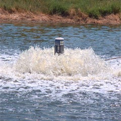 Surface Aerator For Water Treatment Plant